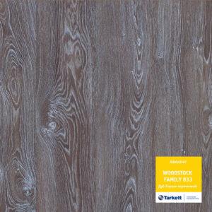 Ламинат Таркетт: Вудсток Фэмили - Дуб Лориэн коричневый