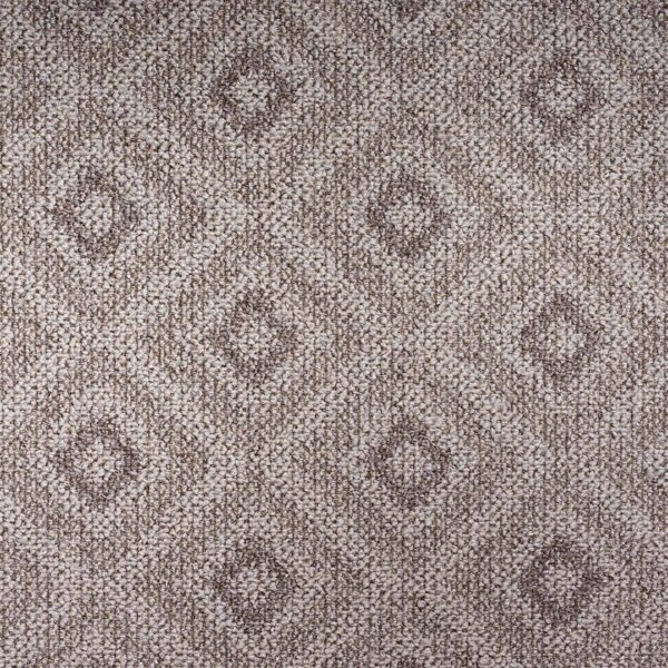 Ковролин Зартекс: Диамант 062 св. коричневый