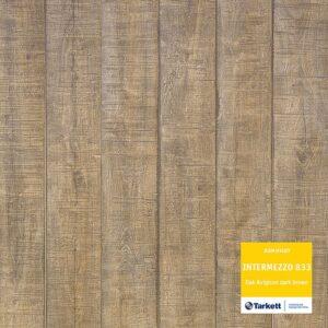 Ламинат Таркетт Интермеццо (Интермеззо) 833 Дуб Авиньон темно-коричневый (фото v1v1)