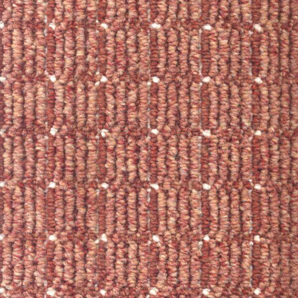 Ковролин Зартекс: Тиволи 048 терракотовый (048 т.терракотовый)