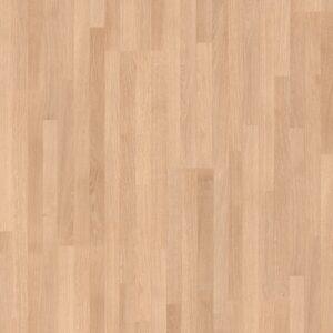 Ламинат Юнилин/Квик-Степ: Крео CR1372 Дуб французский белый лакированный, 4 ти полосный