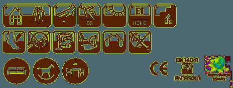 Ковролин Таркетт/Синтелон Панорама термо/войлок (характеристики, фото v2)