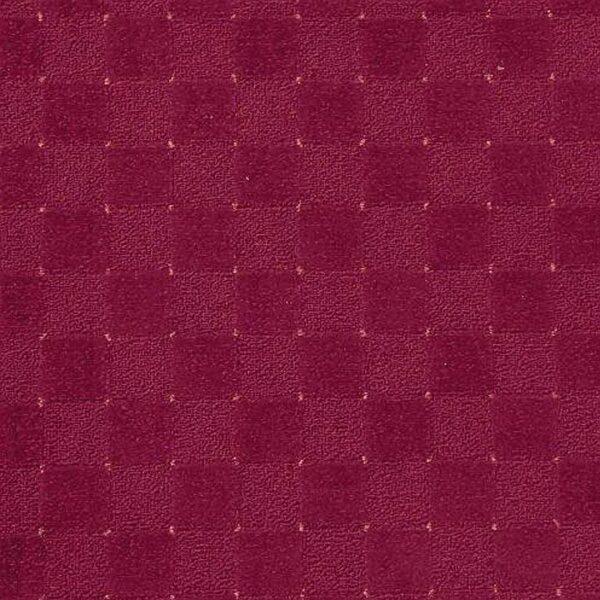 Ковролин Таркетт/Синтелон Мамбо плюс термо 11078 (красный/бордовый) (фото v1v1)