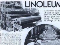 История линолеума